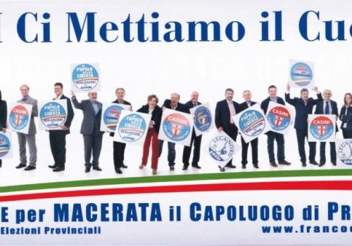 Elezioni provinciali Macerata Capponi
