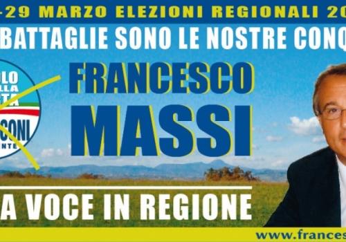 Francesco Massi per Consiglio…
